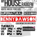 Benny Dawson - Supernatural Sessions 12 January 2021 Live show (c)