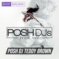 POSH DJ Teddy Brown 1.19.21 // Top 40 Remixes