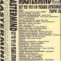 DJ Mastermind - Tape 36 (1997)