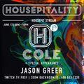 Cole Odin- Live @ Housepitality 6/17/20 Part 1