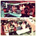 ALFONSO ARES / Live on the Magic Circus 5 Star Catamaran / 11.08.2013 / Ibiza Sonica