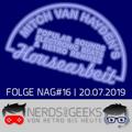 Mitch van Hayden's Housearbeit   NAG#16