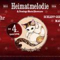 4 Jahre Heimatmelodie_Party_Fundbureau/Hamburg _13.12.2014