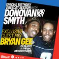 Deep Soul Hosted By Donovan Smith Birthday Special With Guest Dj Bryan Gee 25 June 2021