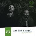 HMWL Podcast 122 - Alex Esser & Ashoka (DJ Set @ Belle, Malmö)