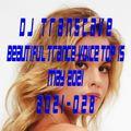 ▶▶ DJ Transcave - Beautiful Trance Voice Top 15 (2021) - 028 - May 2021 ◄◄