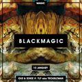BLACK MAGIC #0 ... an introduction to the #BLACKMAGIC-SERIES: A PreQuel Mix (random selection)
