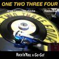 1234! Mar. 9, 2021 • Rock'n'Roll & Rhythm&Blues at 45RPM • Vinyl only