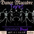 Dance Macabre #7 Live Darkwave truntable mix by Dispel