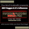 DJ B.V.M / Worl'-A-Muzik Show / Radio2Funky / Leics. / 2021 Reggae / 25.04.2021