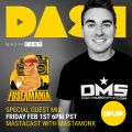 Guest Mix on Dash Radio LOUD Mastacast Hosted By Mastamonk