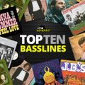 Top 10 Most Sampled Basslines [Playlist]