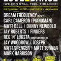 Matt Turner Love2dance