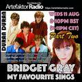 Episode 57 - MFS Artefaktor Radio - 20210811 - Duran Duran Part 2