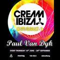 Paul van Dyk Live @ Cream, Amnesia, Ibiza 16-08-2002