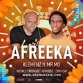 Afreeka with kLEMENZ 23/8/2021 guest: MrMO (BW)