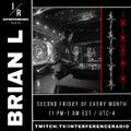 BRIAN L // TECHNO-INDUSTRIAL & HARD TECHNO MIX // Interference Radio 10.8.21