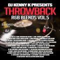 Throwback R&B Blendz Vol 5