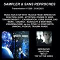 Sampler & Sans Reproches n°1220– 21.06.2021 ( TOP OF THE WEEK IMPERATIVE REACTION «Mirror»)