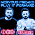 The Nervous Freaks Start To Play It Forward  (2.3.19)