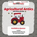 #Agricultural Antics- 15th Aug 2019- Chocolate Chat