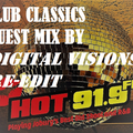 CLUB CLASSICS GUEST 70'S,80'S POP MIX BY DVRE