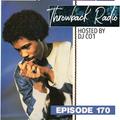 Throwback Radio #170 - The Goodfellas (70's & 80's Mix)