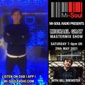 Michael Gray Mastermix Show on Mi Soul Radio 29/05/2021
