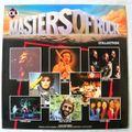 MASTERS OF ROCK, VOL. 1 [South Africa 1986] feat Cream, Black Sabbath, Jimi Hendrix, Eric Clapton