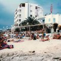 Pete Gooding live at Cafe Mambo Ibiza (Early evening - August 14th 1996)
