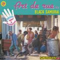 French Discotheque 75 | Black Samurai – Art de rue #02