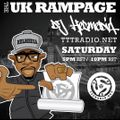 Helmedia Inc - UK Rampage (ft. ZoAsOZ, Supa Vill'n & TEK - 27 Mar 2021) - TTTRADiO.NET