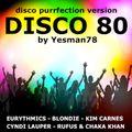 minimix DISCO 80s (Eurythmics, Blondie, Kim Carnes, Cyndi Lauper, Rufus, Chaka Khan)