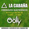 Göly @ Vermouth Electrónico LA CABAÑA (2020-09-06)