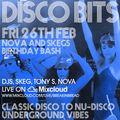 Disco Bits Winter Party Mix 2021