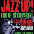 JazzUp! Dec 2018. Les Jazz Rats supporting Close to the Bone with Rachel Farrow. Pt.2.