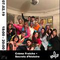 Crème Fraîche • Secrets d'histoire