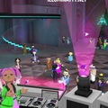 House Music set by DJ Celeste in AltSpacevr at Accelerant