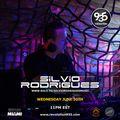 Silvio Rodrigues @ Revolution 93.5 FM Miami (June 30, 2021)