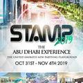 FIRST PARTY.. STAMP ABU DHABI POOL PARTY (FRI 1ST NOV 2019)