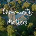 Community Matters - Colin Lucas