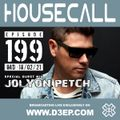 Housecall EP#199 (18/02/21) incl. a guest mix from Jolyon Petch