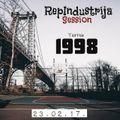 RepIndustrija Session / br. 71 Tema: 1998. Rap