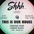 Danny Denscombe Live at Shhh... This is OUR House 030318