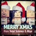 Total Science feat. Riya (CIA Records, Shogun Audio) @ Certified Soul Session Volume 1 (20.12.2013)