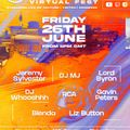 Liz Button - Urban Dubz x SLLFX Virtual Festival - 26/06/20