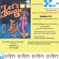 """""""Let's Boogie"""" SESSION 4 - Live by Invisible Friend / Kind Recordings"""