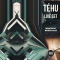 Téhu - Live @ Le Bleury, Montréal - CA - March 2016 [Unlog x Cartel release party]
