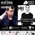 Electrik Playground 20/9/14 - Hardwell & MakJ Guest Mixes
