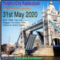 #DjLeeJunior (May_31st_2020 Covid -19 Lockdown)_0n PCR (The London Connection radio show)